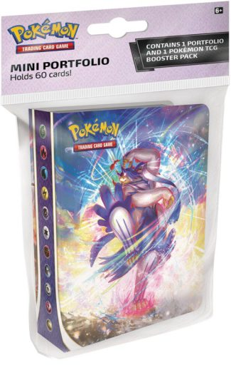 Pokemon Battle Styles Mini Binder With Booster Pack (Release 3/15/2021)
