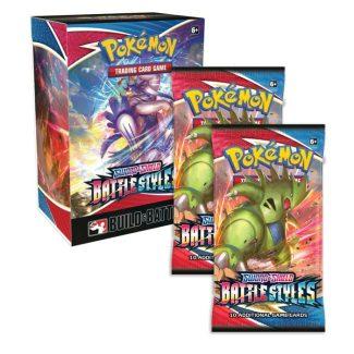 Pokemon Battle Styles Build & Battle Pack (w/ 2 Boosters) (Pre-Release 3/6/2021)