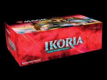 Ikoria Theme Booster Box