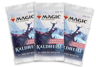 3x KALDHEIM Set Boosters (2/5 Release)