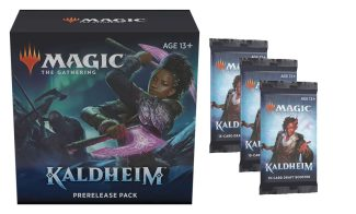 KALDHEIM Prerelease Pack (w/3 Draft Boosters)