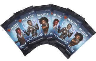 6x KALDHEIM Draft Boosters (2/5 Release)