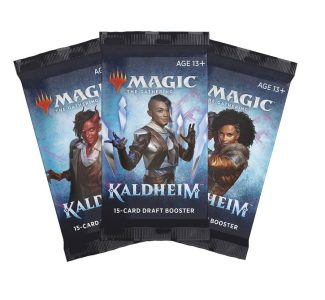 3x KALDHEIM Draft Boosters (2/5 Release)
