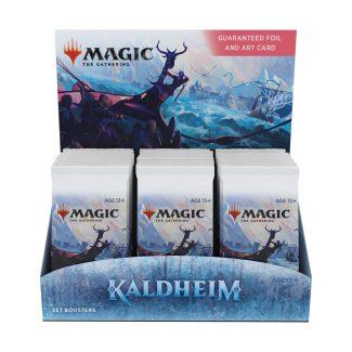 KALDHEIM Set Booster Box (2/5 Release)