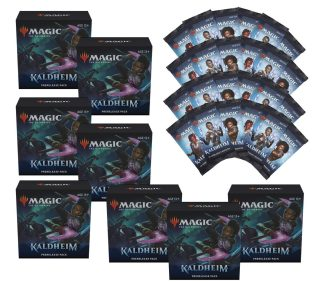 8x KALDHEIM Prerelease Pack (w/24 Draft Boosters)
