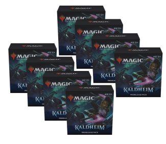 8x KALDHEIM Prerelease Pack (Solo)