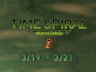 MTG TIME SPIRAL REMASTERED –  LAUNCH PARTY TAKE HOME EVENT