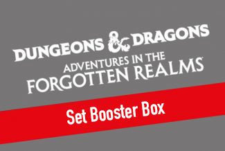 MTG – Dungeons & Dragons: Adventures In The Forgotten Realms Set Booster Box