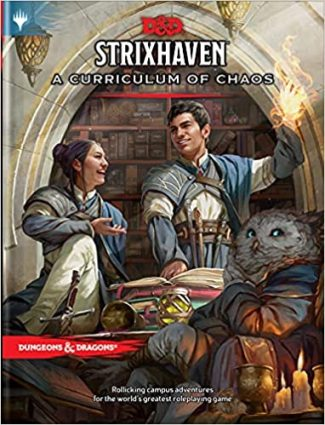 D&D 5th Edition: Strixhaven – Curriculum Of Chaos