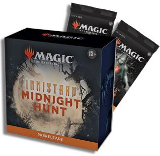 MTG: INNISTRAD MIDNIGHT HUNT PRERELEASE PACK W/2 Boosters