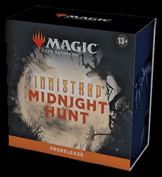 MTG: INNISTRAD MIDNIGHT HUNT PRERELEASE PACK Solo