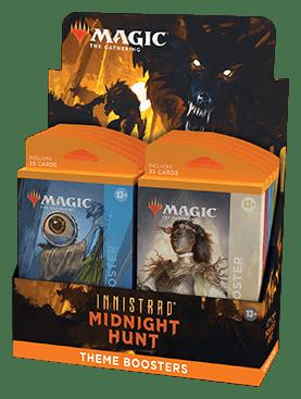 MTG: INNISTRAD MIDNIGHT HUNT Theme Booster Box