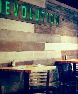 REV = Revolution Tap Room & Grille