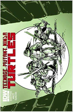 TMNT #4 The Jetpack Edition