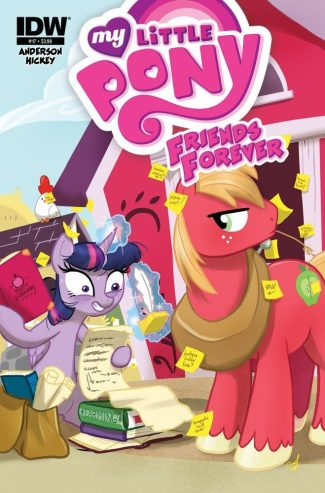 MY LITTLE PONY FRIENDS FOREVER #17