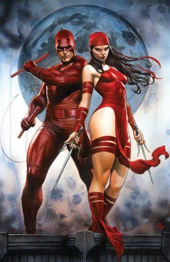 Daredevil #600 (Adi Granov Variant C)
