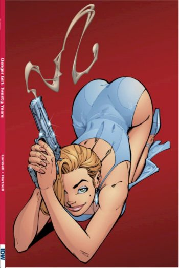 Danger Girl (20 YEARS SMOKING GUN VIRGIN VARIANT)