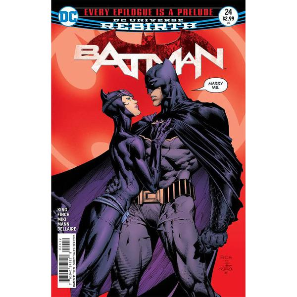 Batman #24 (2nd Printing)
