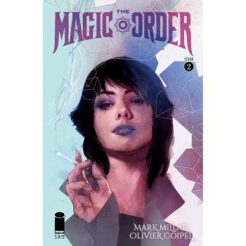 MAGIC ORDER #2 (Ben Oliver Exclusive)
