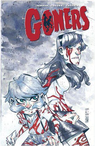 GONERS #1 (Phantom Variant)