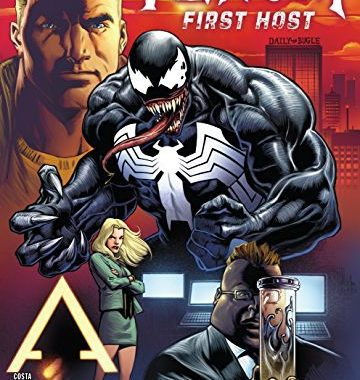Venom:The First Host #1