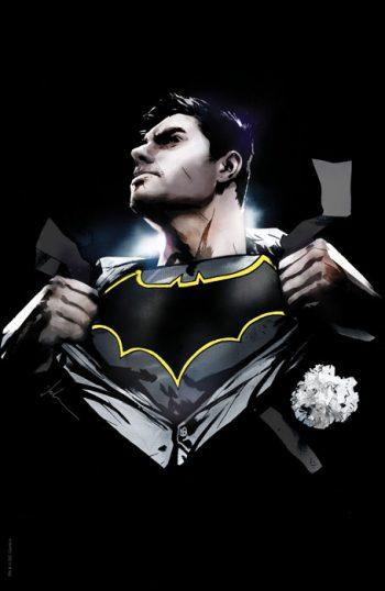 BATMAN #50 (JP / FP JOCK MIDNIGHT RELEASE VARIANT)