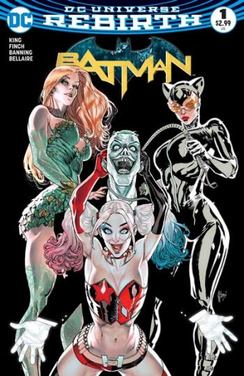 Batman #1 (Jetpack Comics / Forbidden Planet Shared Exclusive)