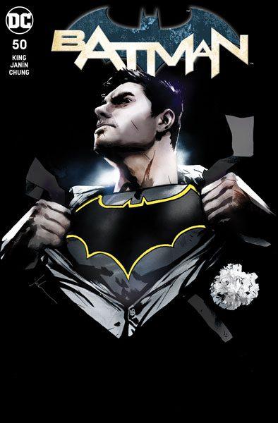 BATMAN #50 (JP / FP JOCK A COVER)