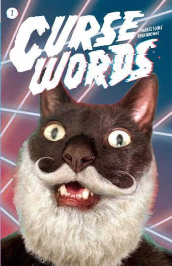Curse Words Vol 1 Jetpack Cat Exclusive Trade