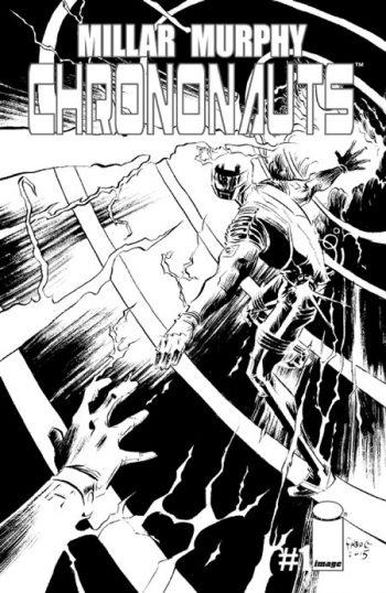 Chrononauts (B/W Phantom Variant)