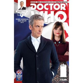 Doctor Who: The Twelfth Doctor #1 (THE DUK Exclusive)