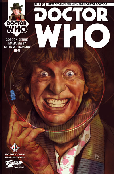 DOCTOR WHO – 4TH DOCTOR (TOM BAKER) #1 (JP/FP VARIANT)