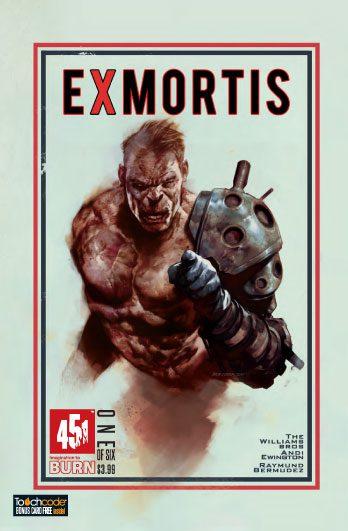 Ex Mortis #1 (FP/JP Exclusive)