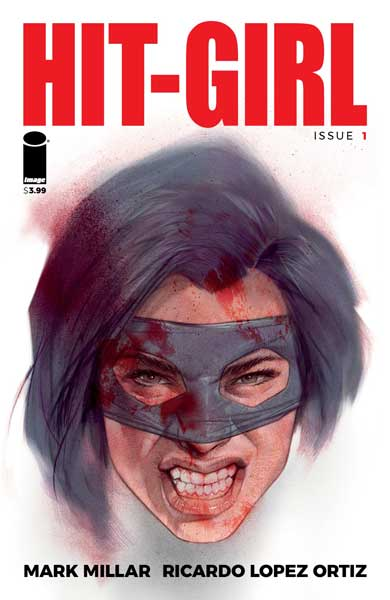 Hit Girl #1 (Ben Oliver Exclusive Edition)