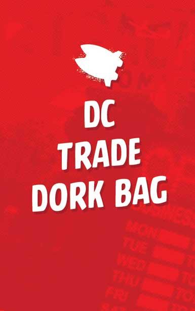 DC TRADE & HC DORK BAG
