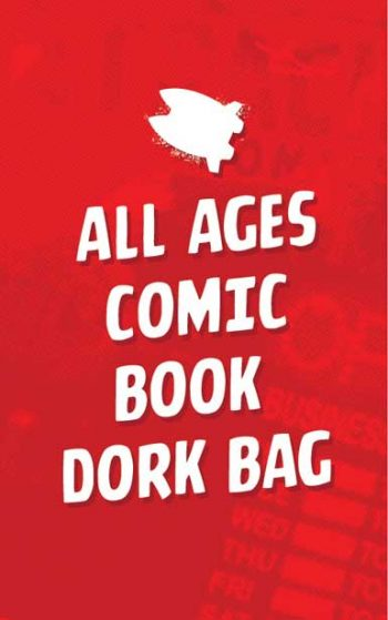 ALL AGES COMIC BOOK DORK BAG