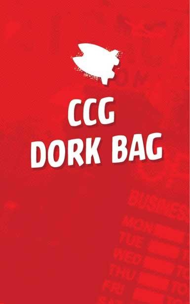 CCG DORK BAG