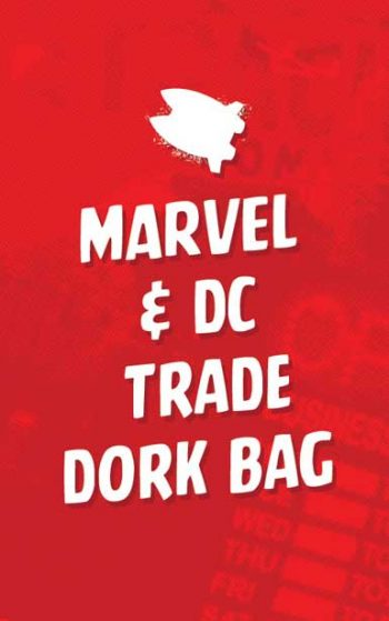 MARVEL & DC TRADE & HC DORK BAG