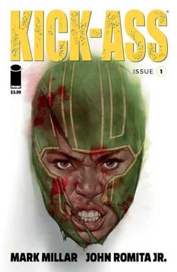 Kick Ass #1 (Ben Oliver Exclusive Edition)