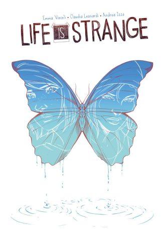 LIFE IS STRANGE #1 (Limited Edition Emma Vieceli Jetpack Comics / Forbidden Planet Exclusive)
