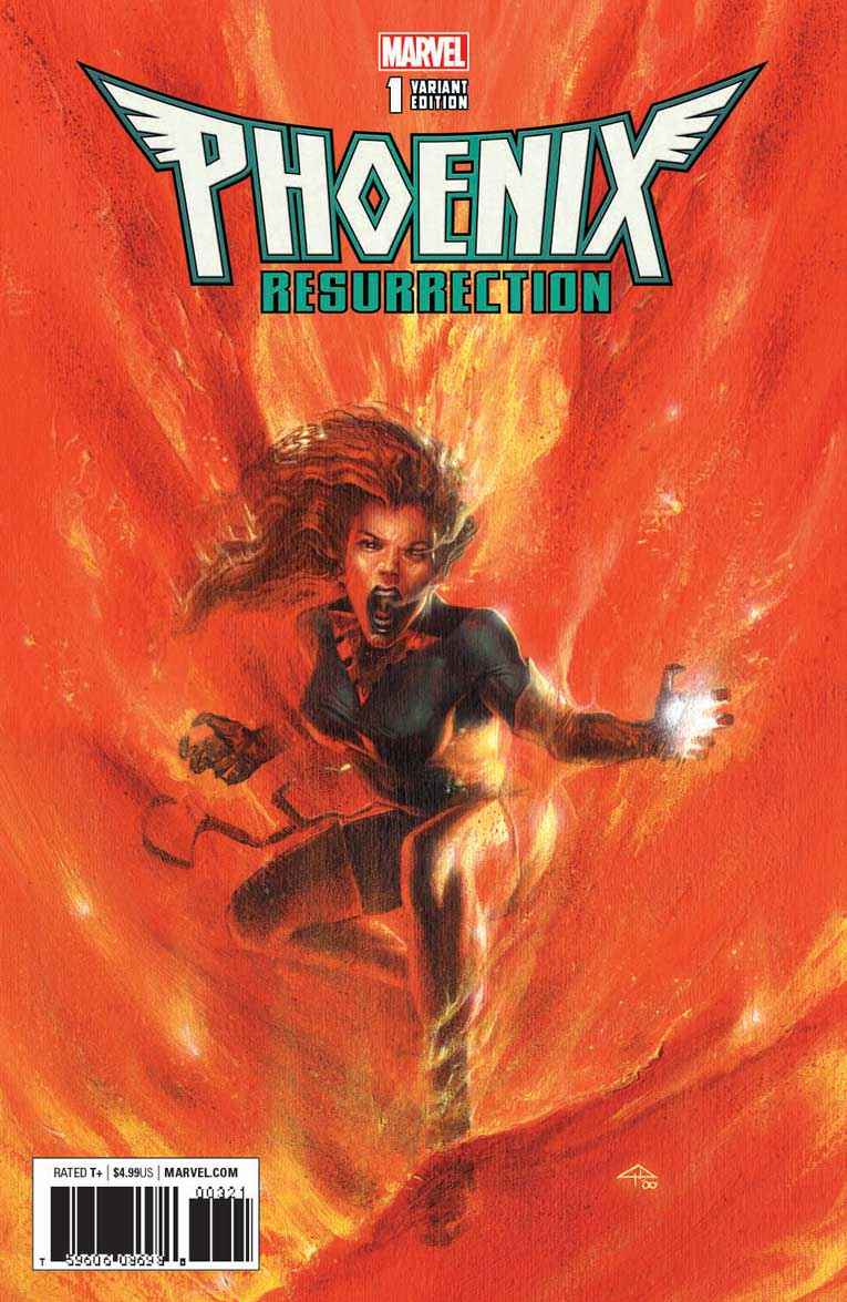 Phoenix Resurrection Dell'Otto Variant
