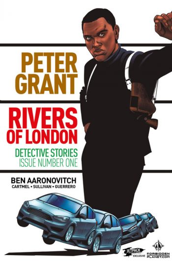 Rivers Of London #4.1 (Exclusive Cover)