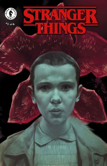 Stranger Things #1 (Jetpack Exclusive)