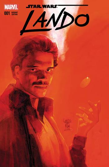 Lando #1 (Maleev Exclusive Variant)