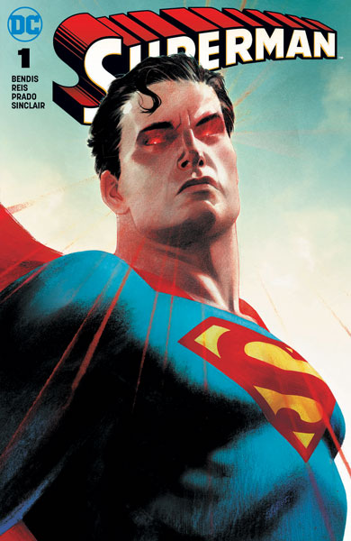 Superman #1 (A Forbidden Planet Jetpack Comics Josh Middleton Exclusive)
