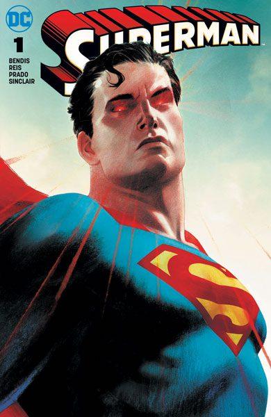 Superman #1 (A Forbidden Planet Jetpack Comics Josh Middleton Exclusive)