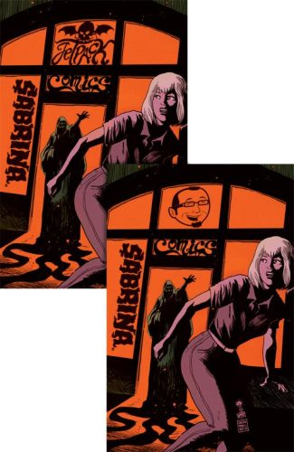 Sabrina #1 (Pair Of Jetpack Variants)
