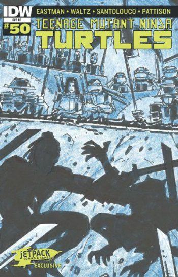 TMNT #50 (Jetpack Exclusive)