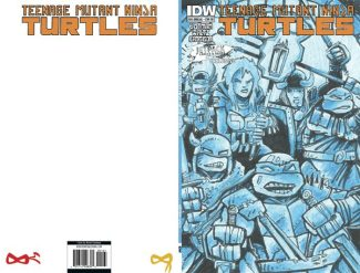 TMNT 2014 ANNUAL (JETPACK EXCLUSIVE ORANGE LOGO)