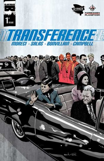 TRANSFERENCE #1 (FP/ JP Templesmith Variant)
